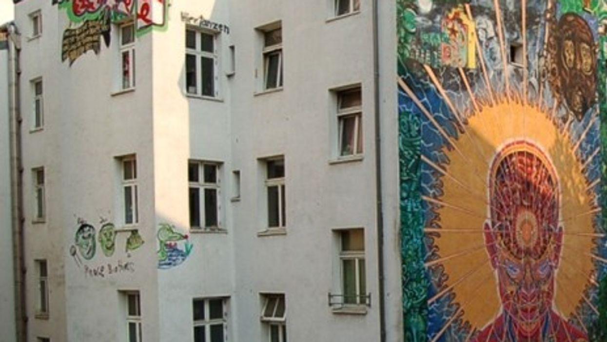 Hamburg graffiti art by Walter F., aka