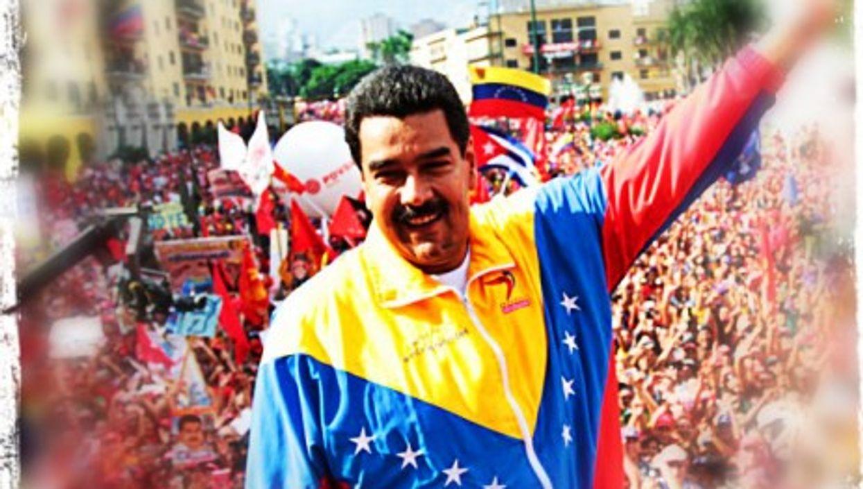 Has the Venezuelan President lost his sense of reality?