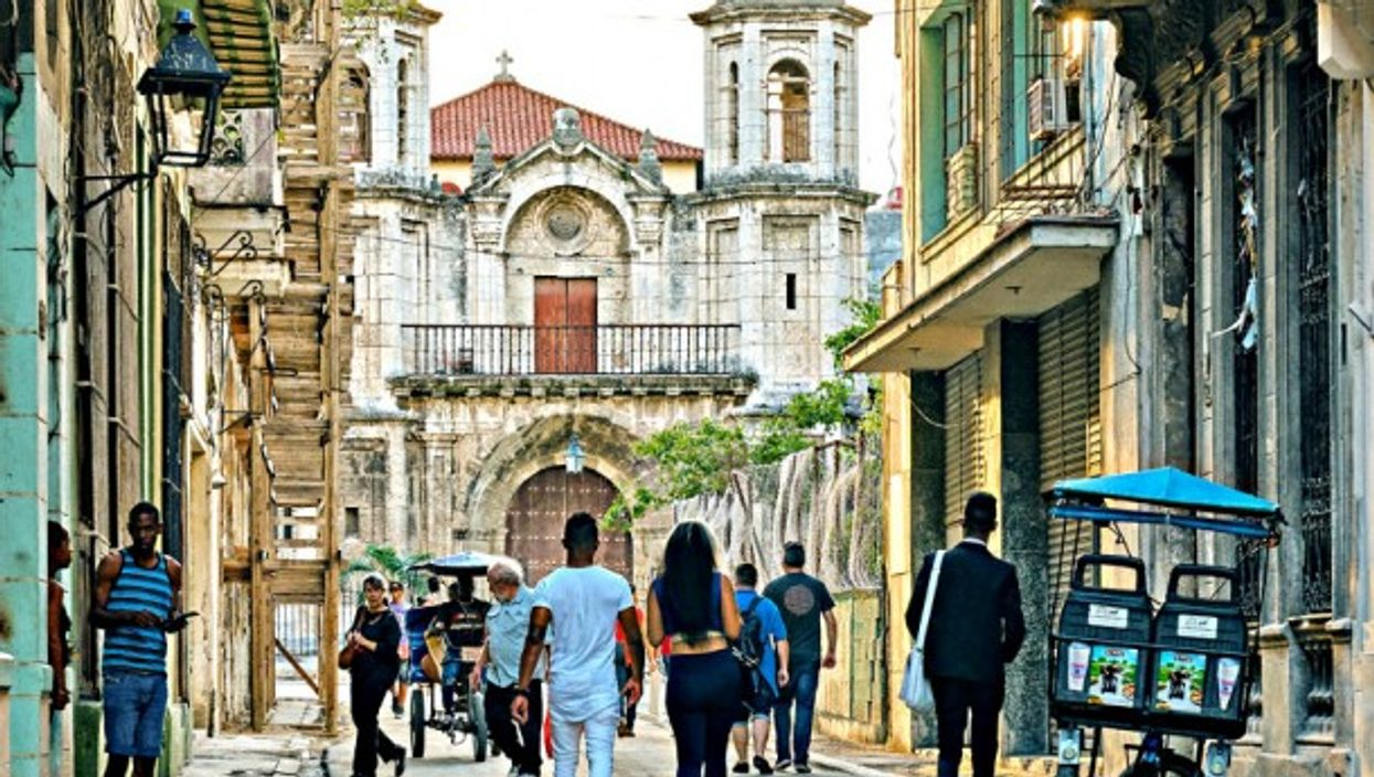 Havana is charged with history