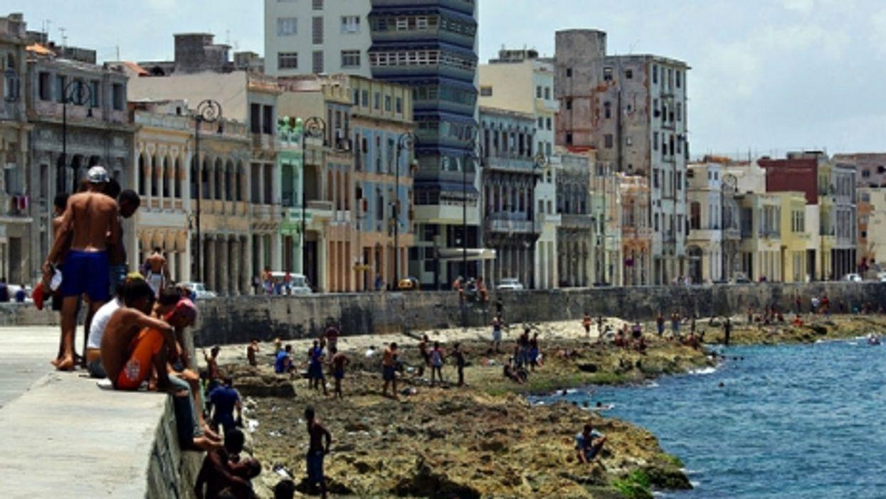 Havana's Malecon esplanade