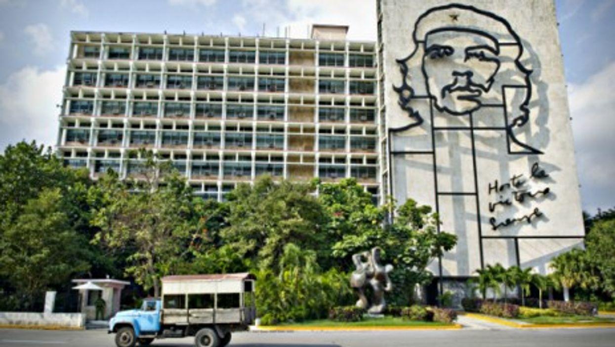Havana's Plaza de la Revolution