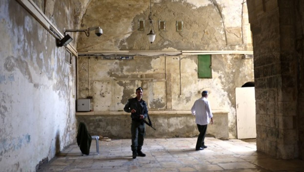 Hebron is one of the most symbolic cities in the Palestinian occupied territories