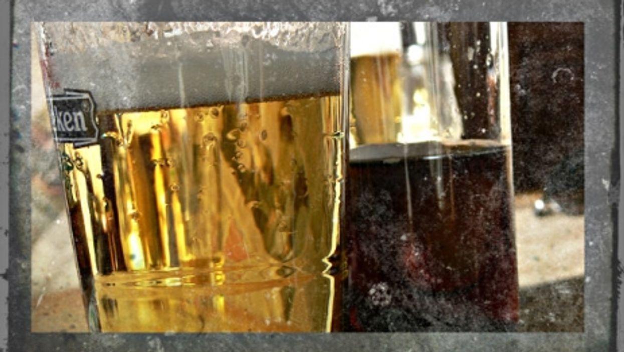 Heineken or Coke, pick your poison...