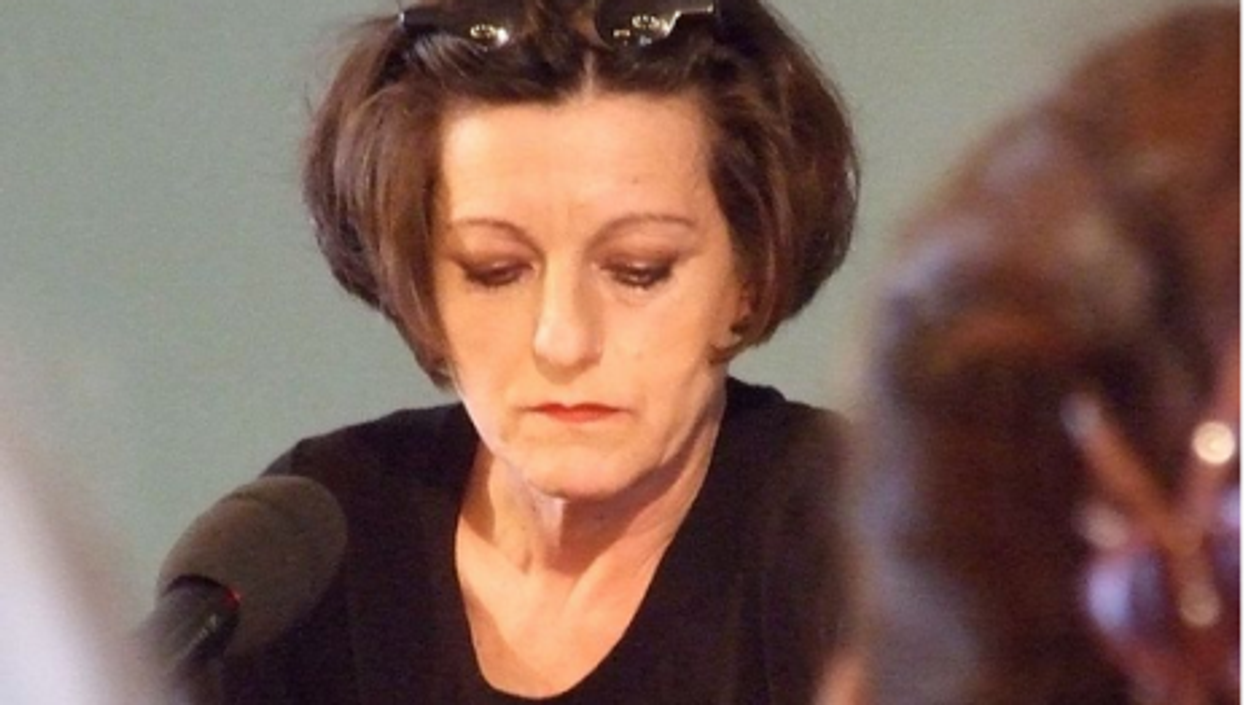Herta Müller in 2009 in Frankfurt (Don'tWorrry)