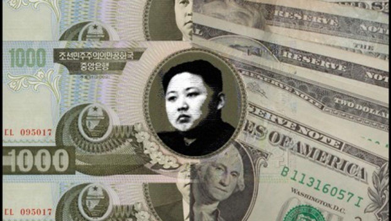 He's in the money