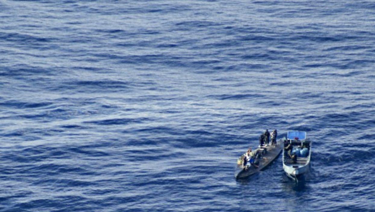 High-sea drug traffickers arrested off the coast of Guatemala