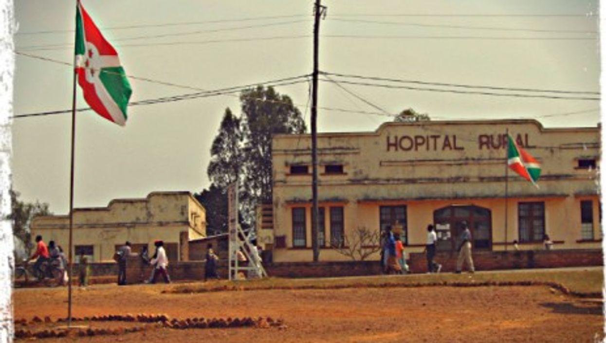 Hospital in Ruyigi, Burundi