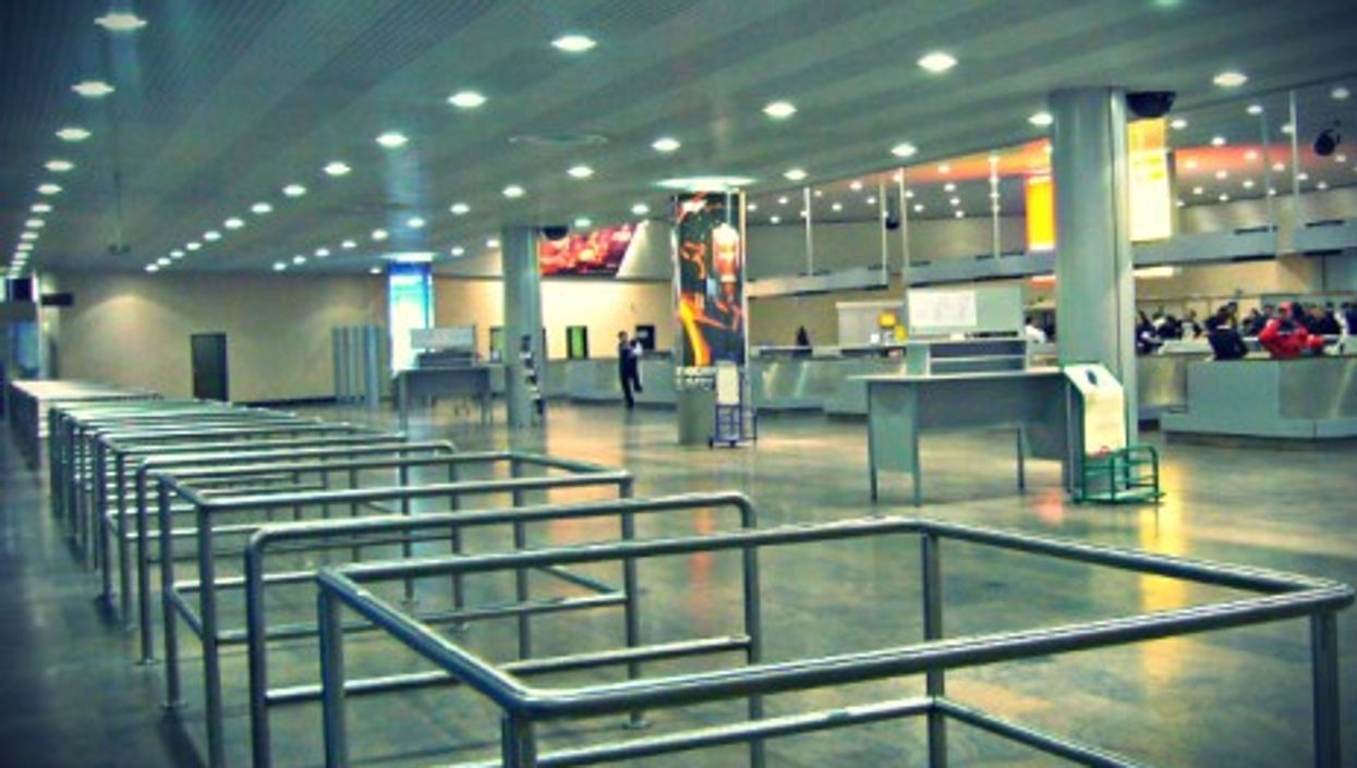 How long will Sheremetyevo Airport be Snowden's home?