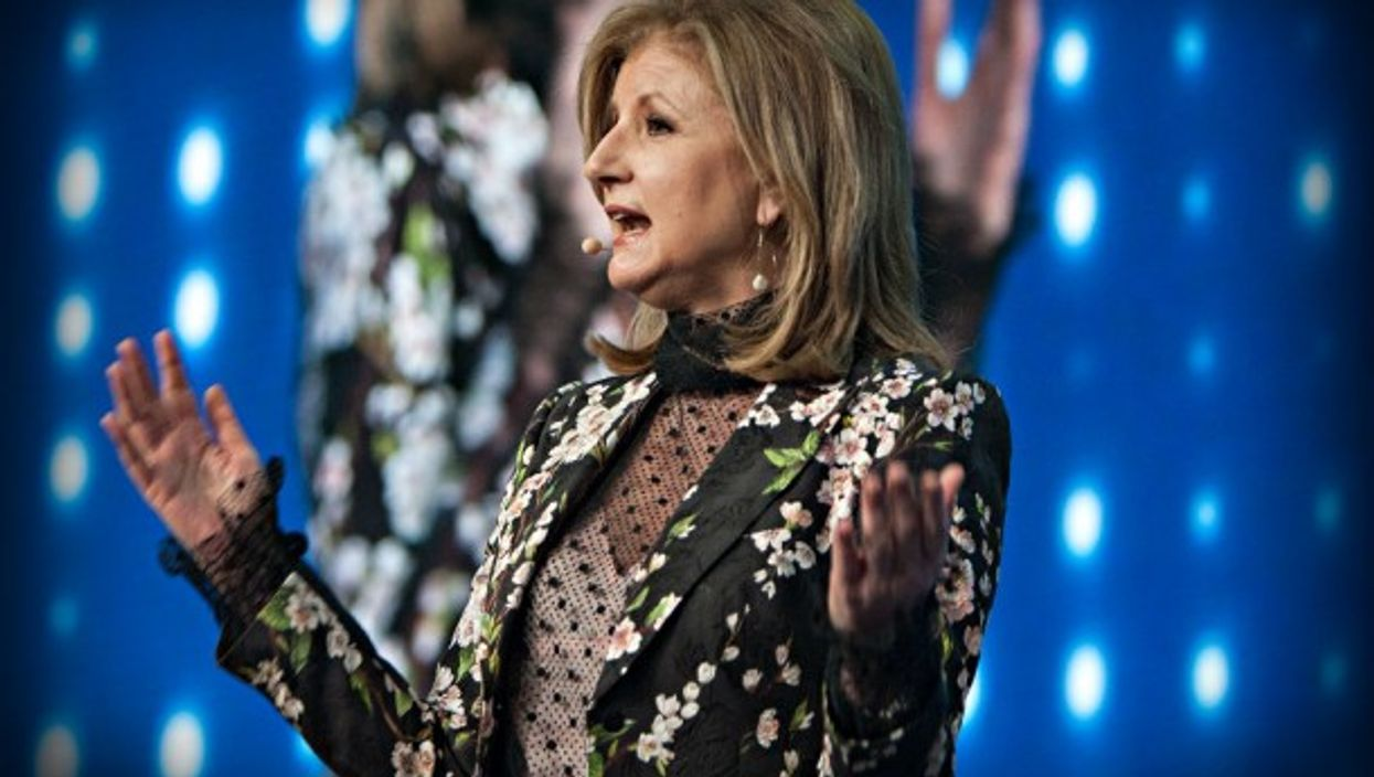 Huffington has her own ideas of how to fix Uber