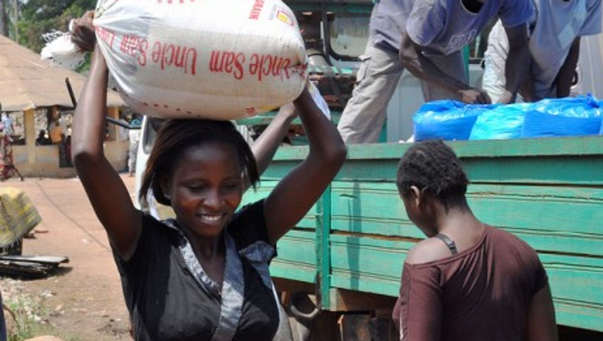 Humanitarian aid groups are being urged to stay (Sunset Parkerpix)