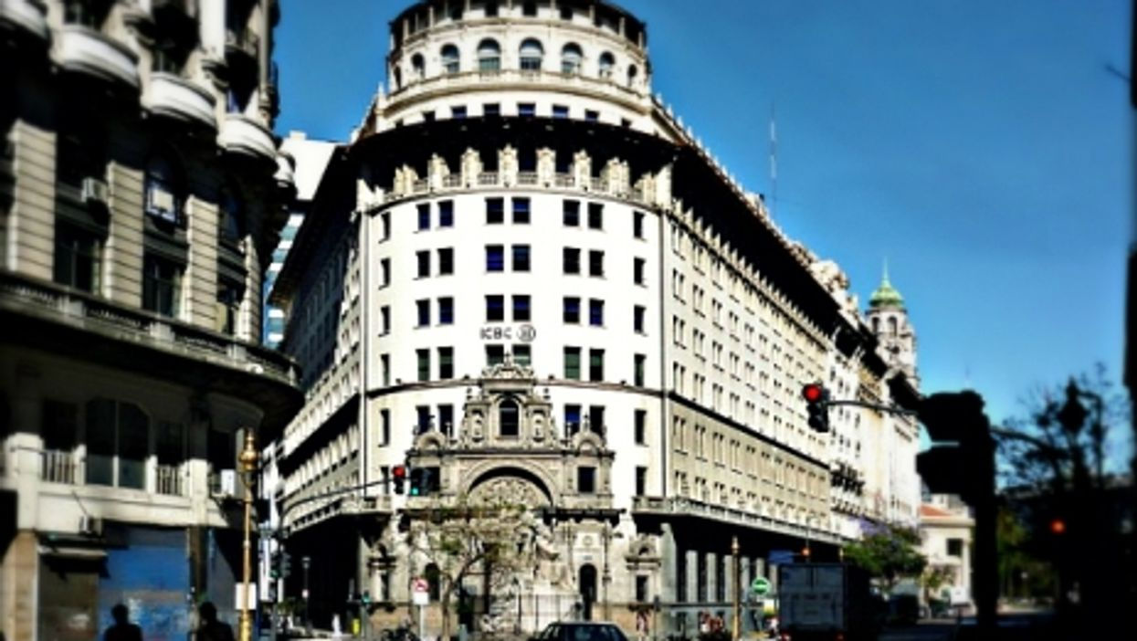 ICBC headquarters in Buenos Aires