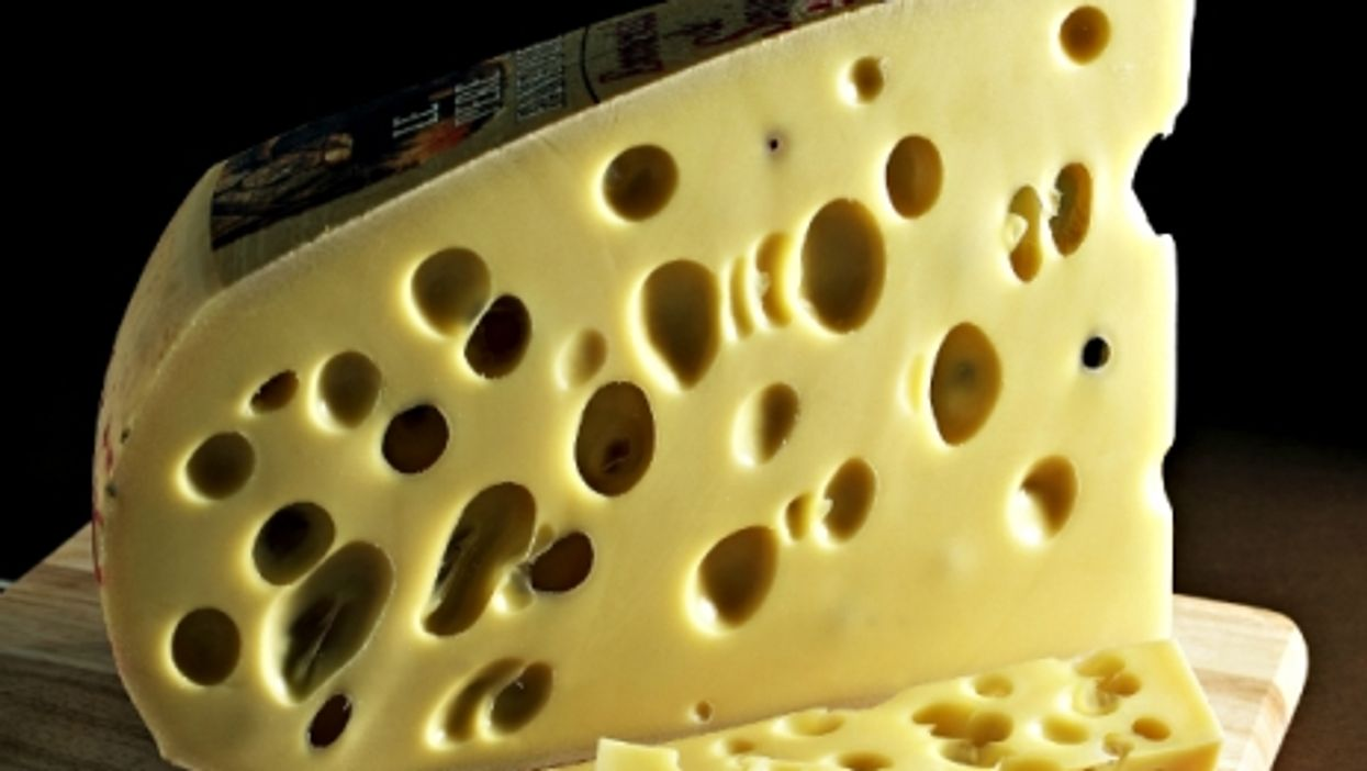 Why Does Swiss Cheese Have Holes? Swiss Researchers Solve Mystery