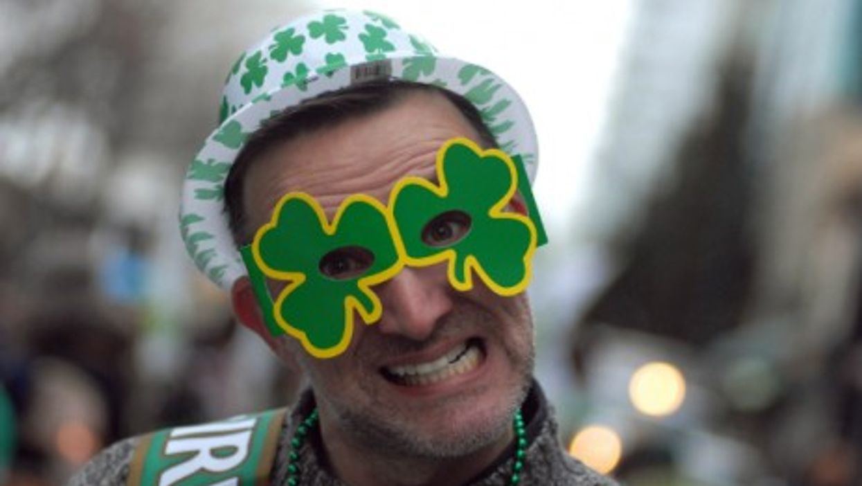 Hit It! The St. Patrick's Day Edition