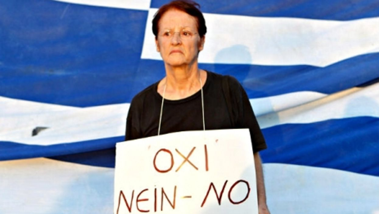 Greece and Iran Deadlines, Scope of Cruelty, Leap Second
