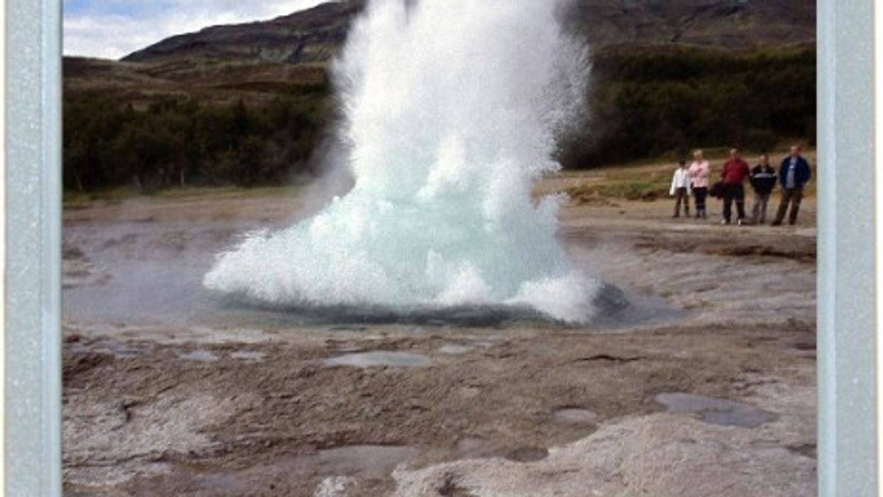 The Father Of All Geysers