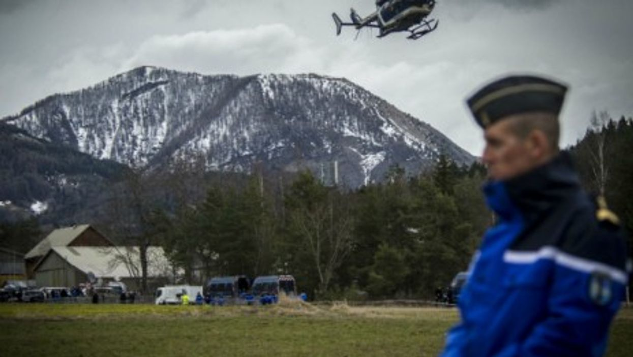 Germanwings Co-Pilot Crashed Plane Intentionally
