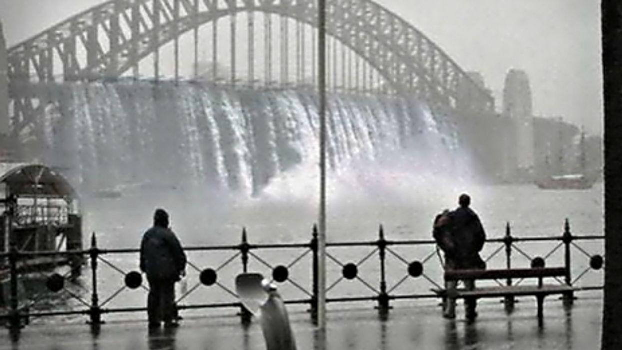 Migrant Summit, Sydney Storm, 40 Years On The Run