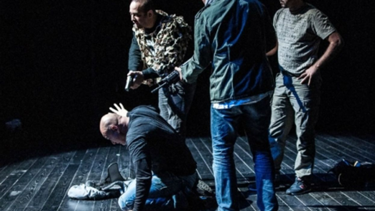 """""""Jihad,"""" The Belgian Play Leaving Audiences In Stitches"""