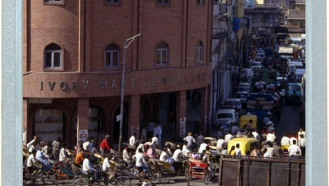 Delhi Grind