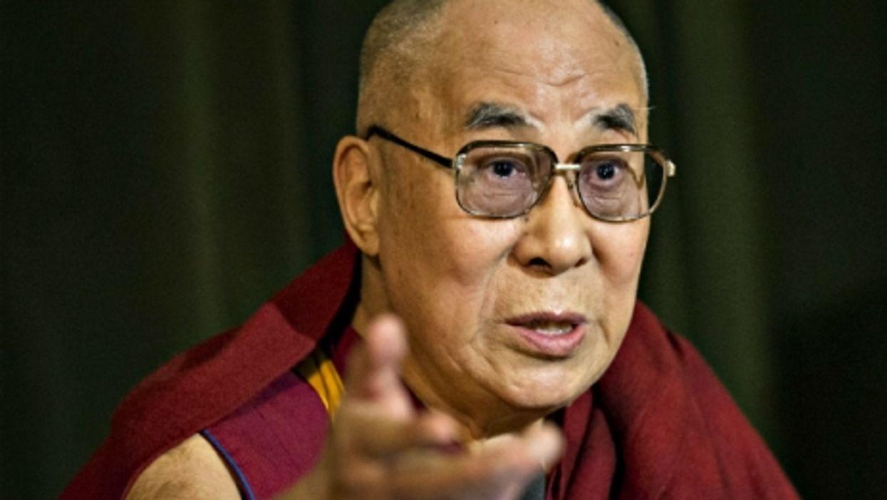 """Dalai Lama: """"We Must Dialogue With ISIS"""""""