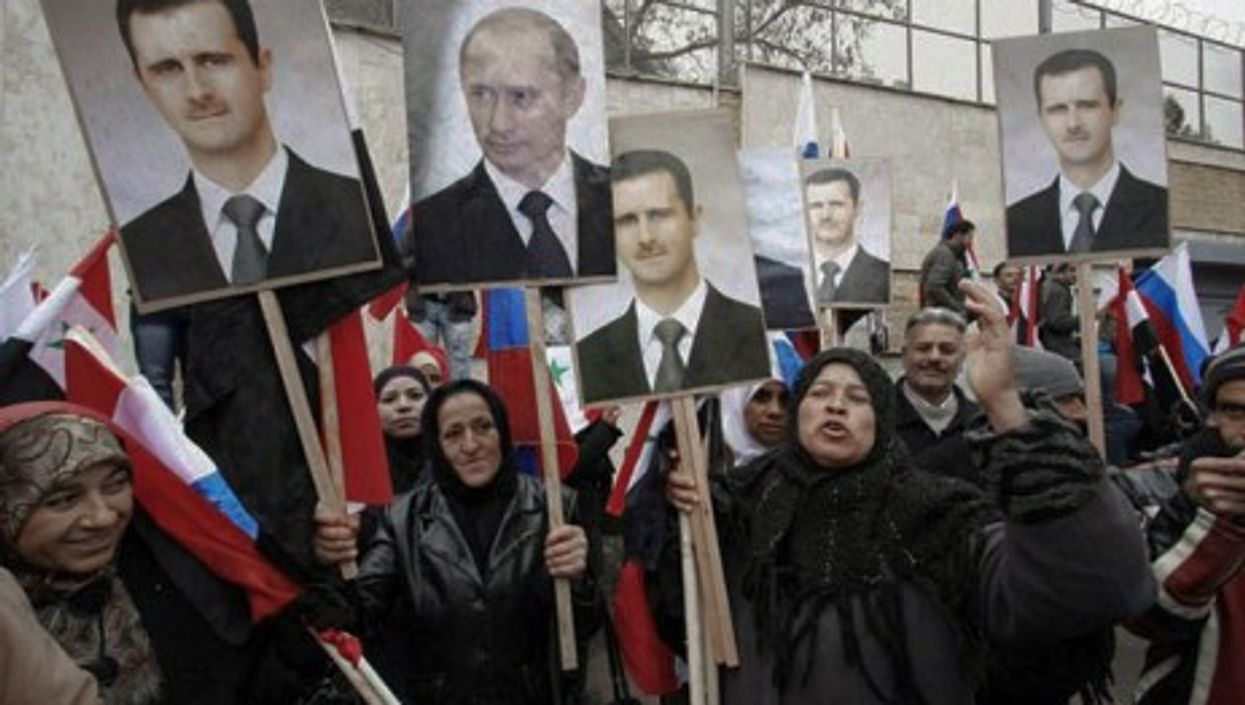 The Two Betrayals - Understanding Why Russia Is Not Budging On Syria