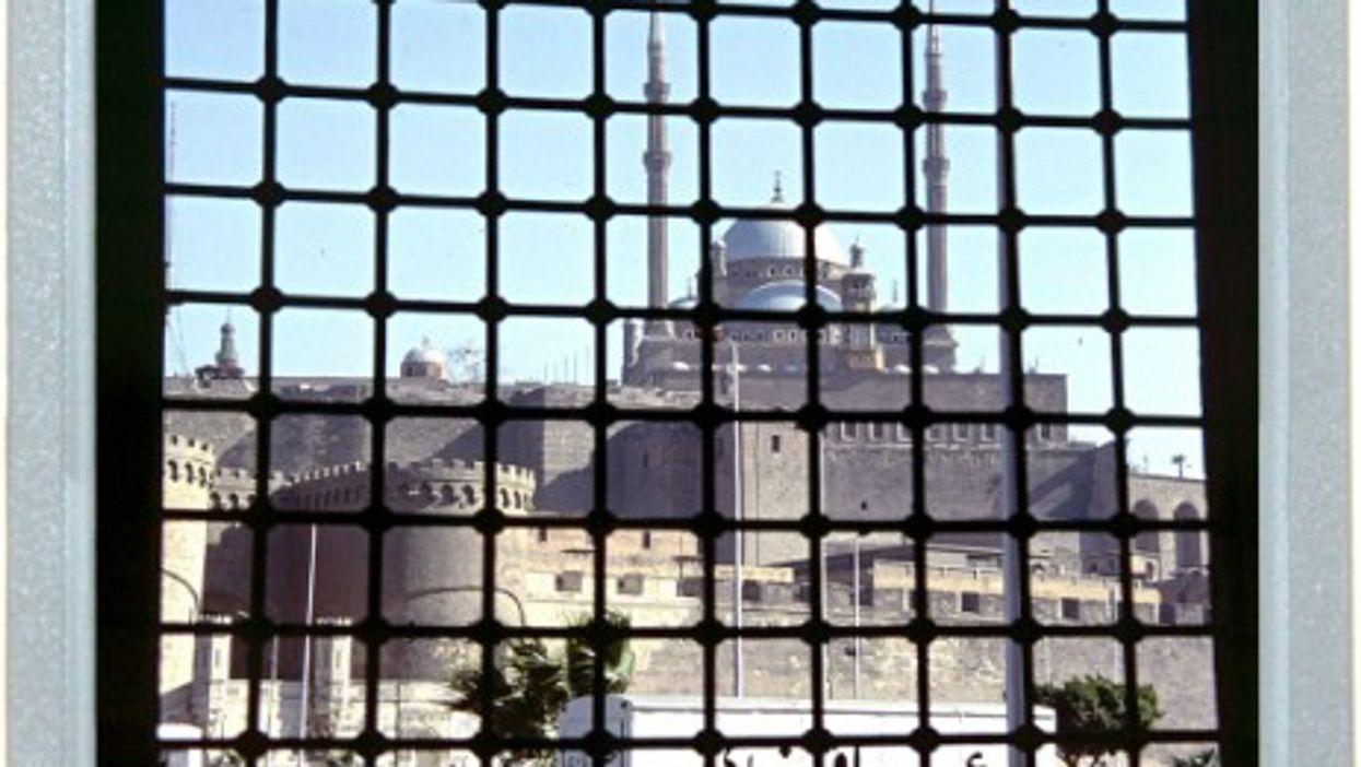 Checkered Mosque