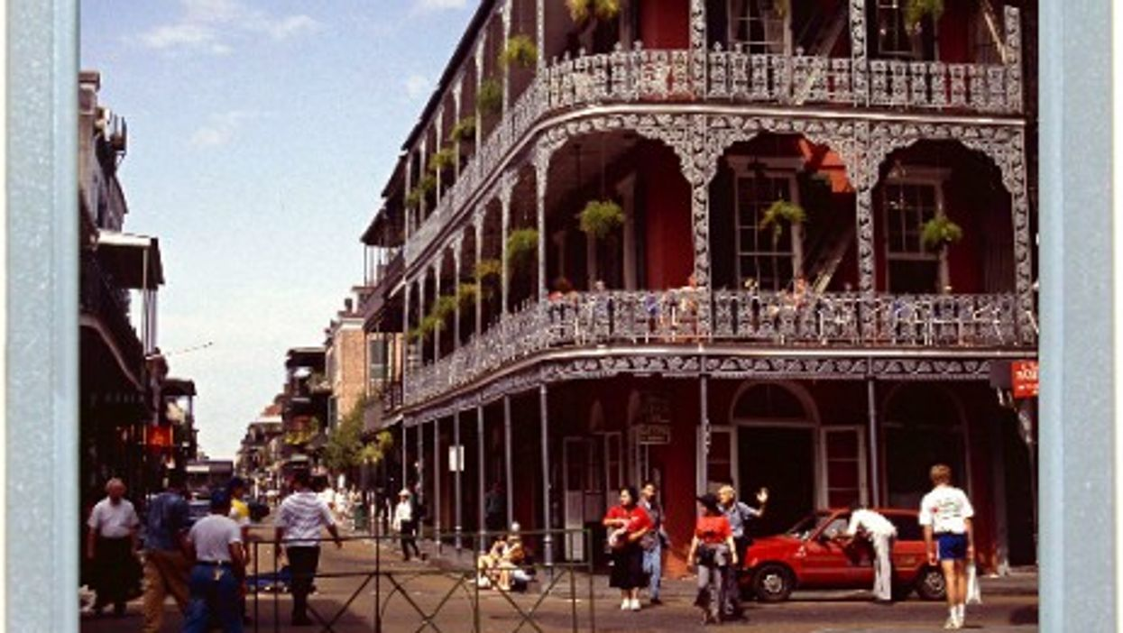 Old Square, New Orleans