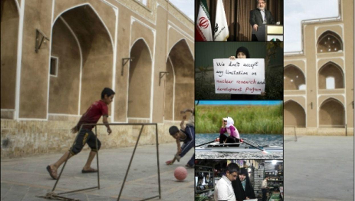 "Take 5 Iran: Nuke Deadline, ""Veiled"" Female Wrestlers, Ramadan Violators"