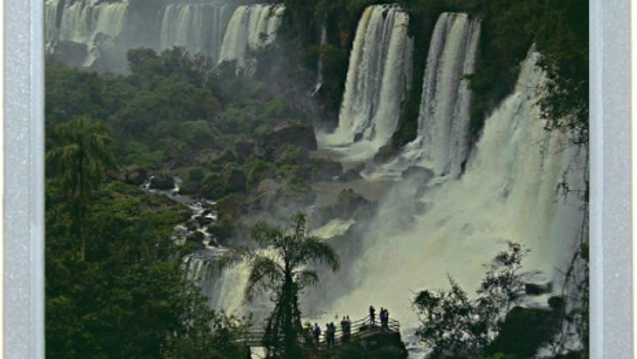 Comparative Studies Of Waterfalls