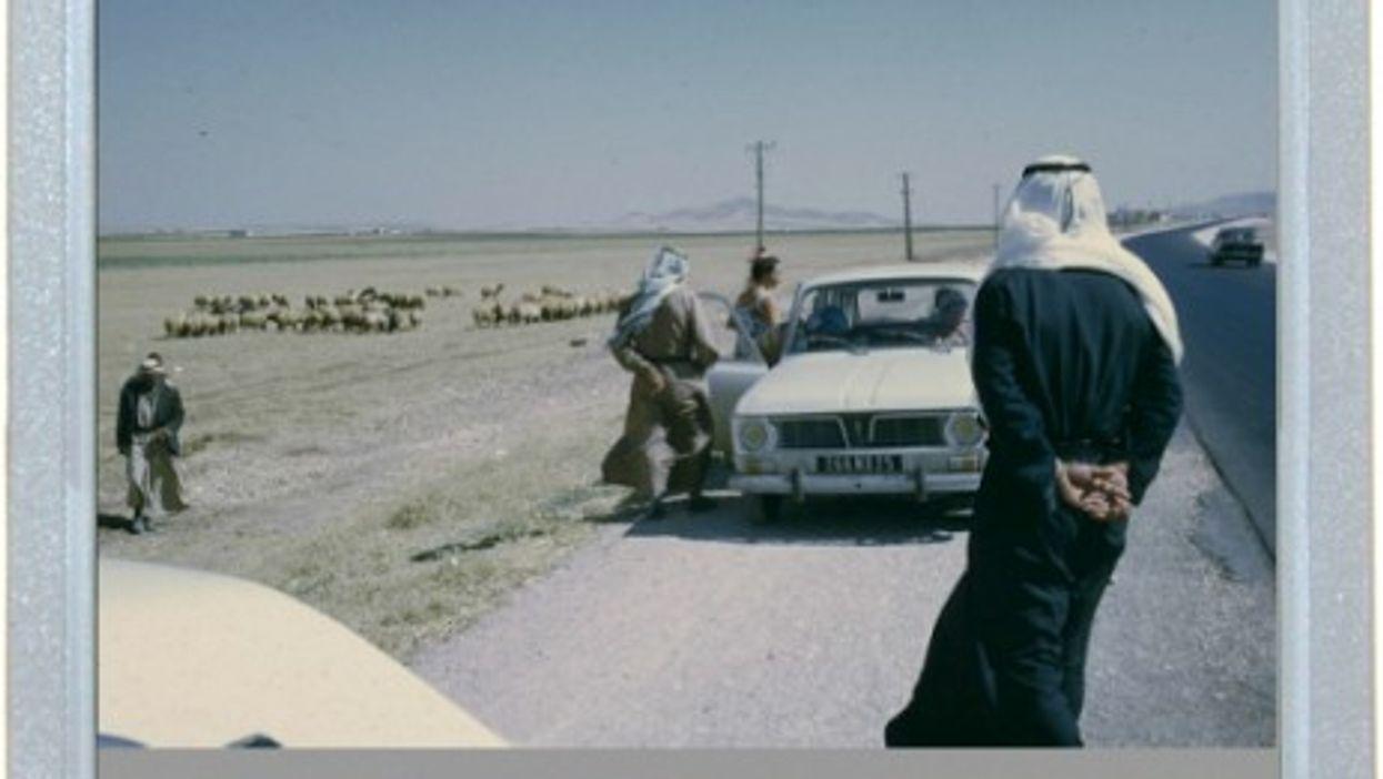 Befriending Bedouins In Sunny Syria