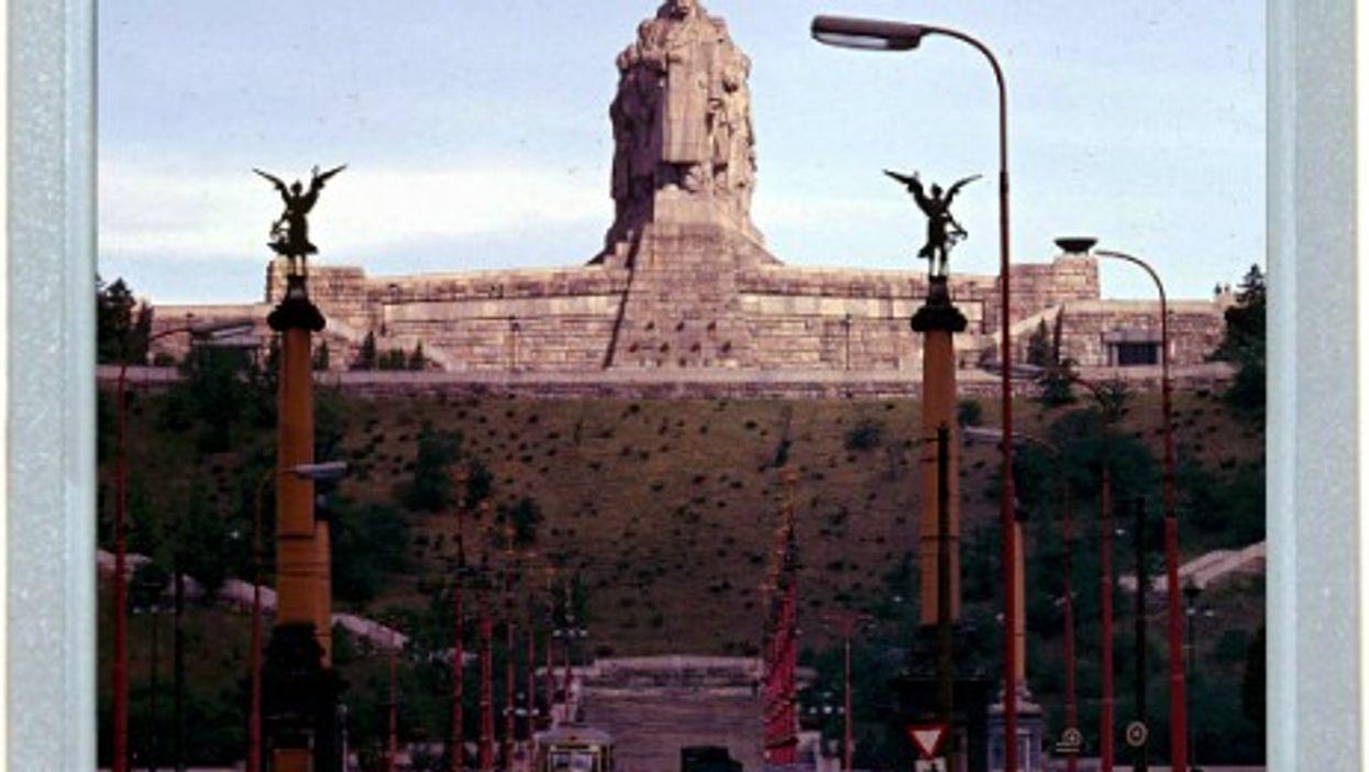 Stalin's Cursed Statue