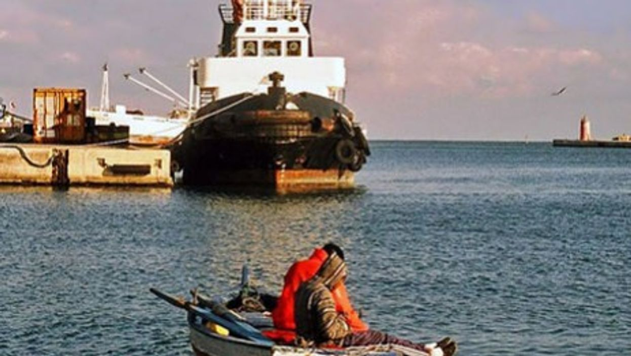 On The Tunisian Coast, The Smuggler's Escape Route To Europe