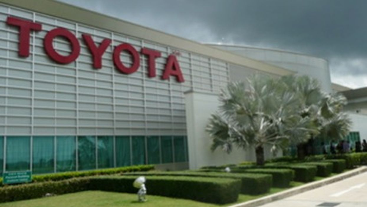 To Save 'Brand Japan' Toyota Reinvents Its Industrial Model
