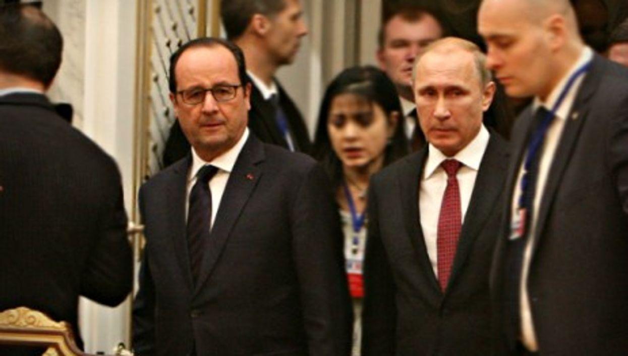 Ukraine Ceasefire, Congress OKs Keystone Pipeline, Nut Case