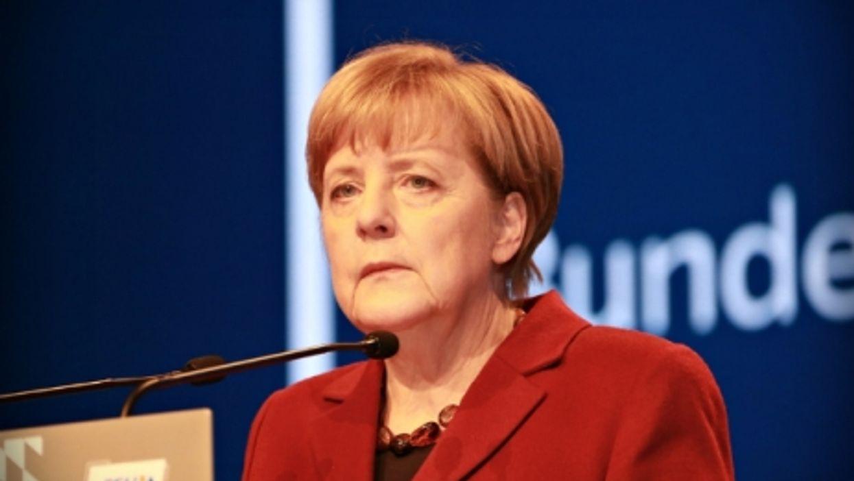 """Paris Fugitive, Merkel On Sex Attacks, """"Beaming"""" Snowden"""
