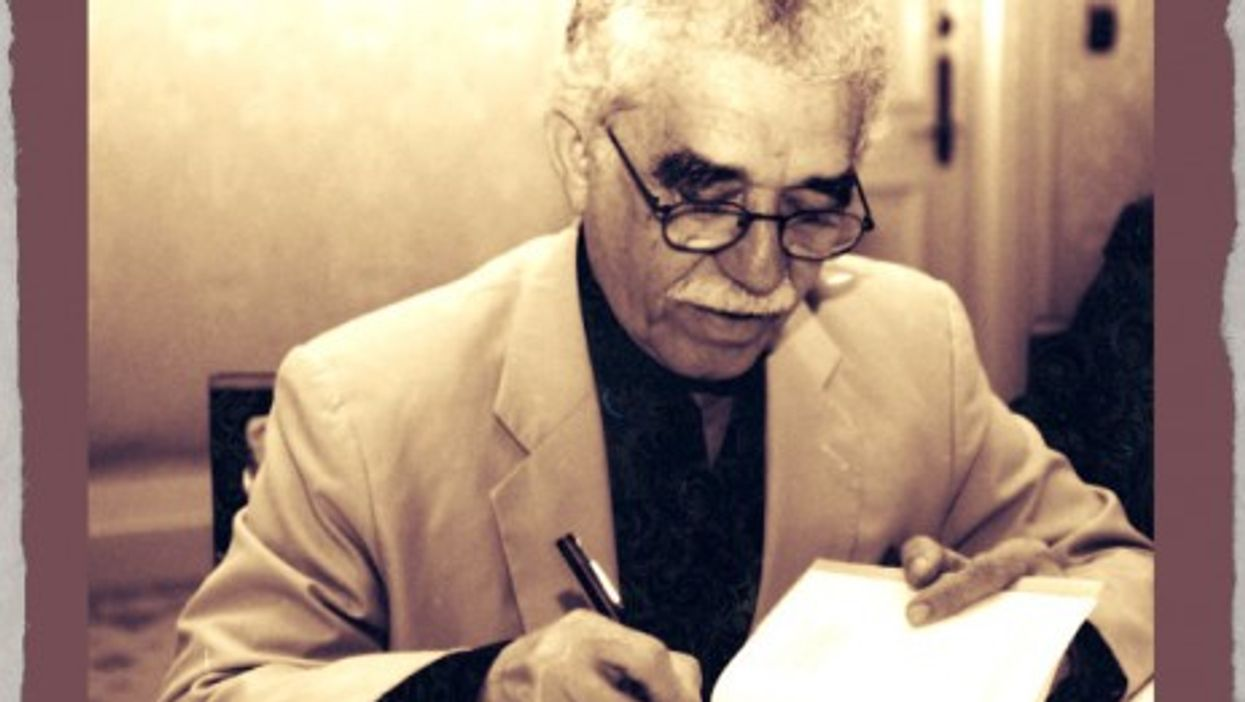 How The Garcia Marquez Papers Wound Up In A Texas Library