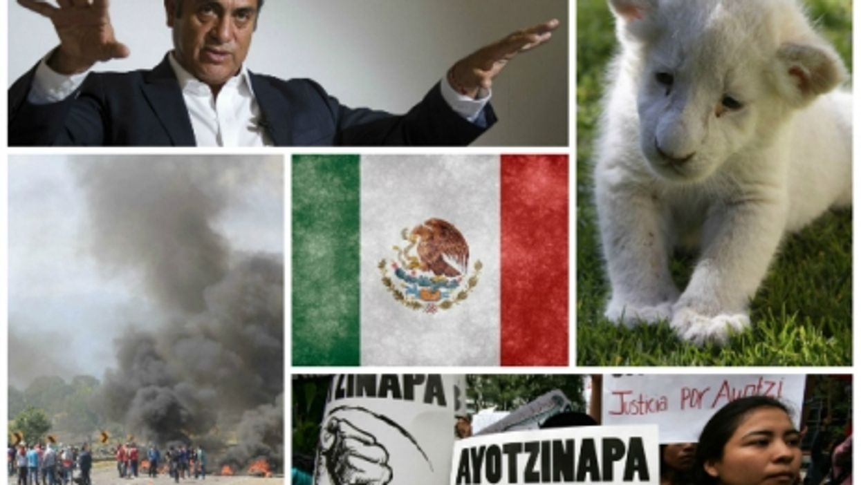 Mexico News, 5 Stories Making Headlines At Home