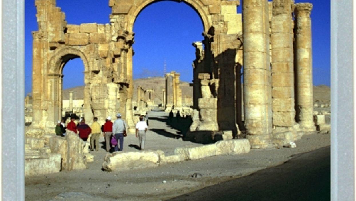 Palmyra Gone