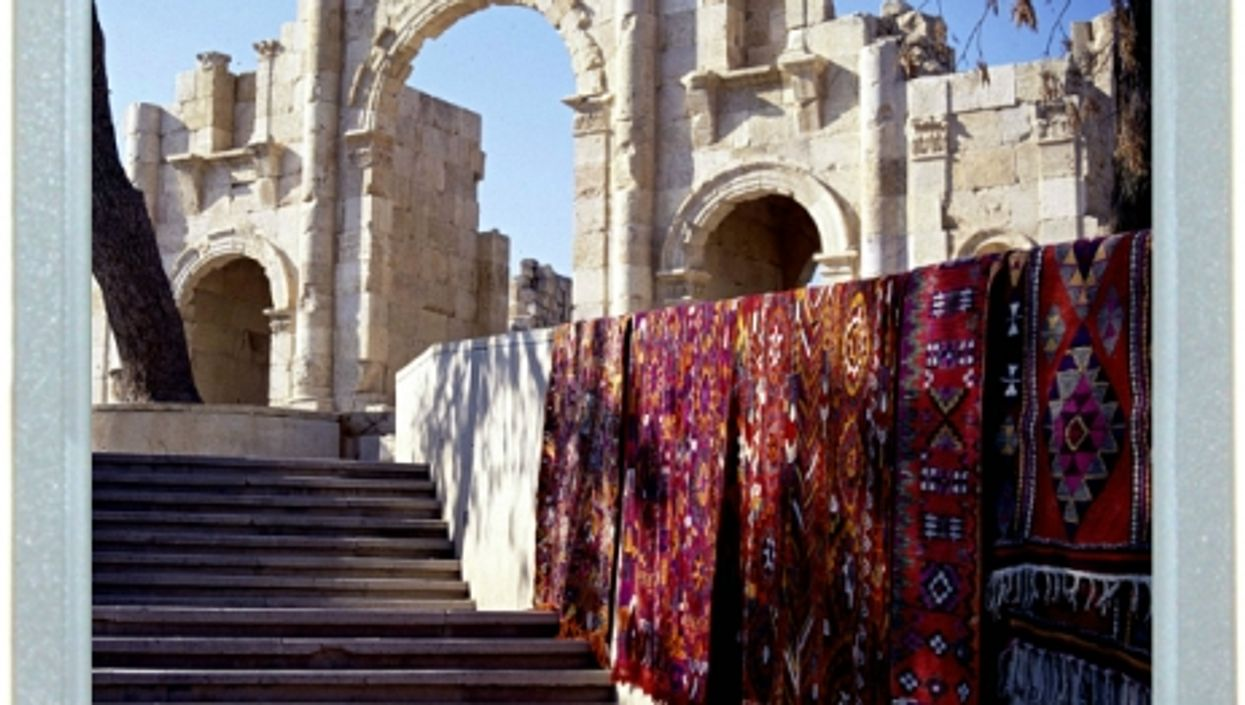 Rugs And Ruins