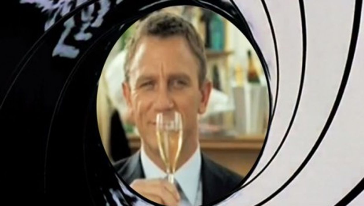 Not Shaken, Not Stirred: James Bond's Champagne Of Choice Is Crisis Proof