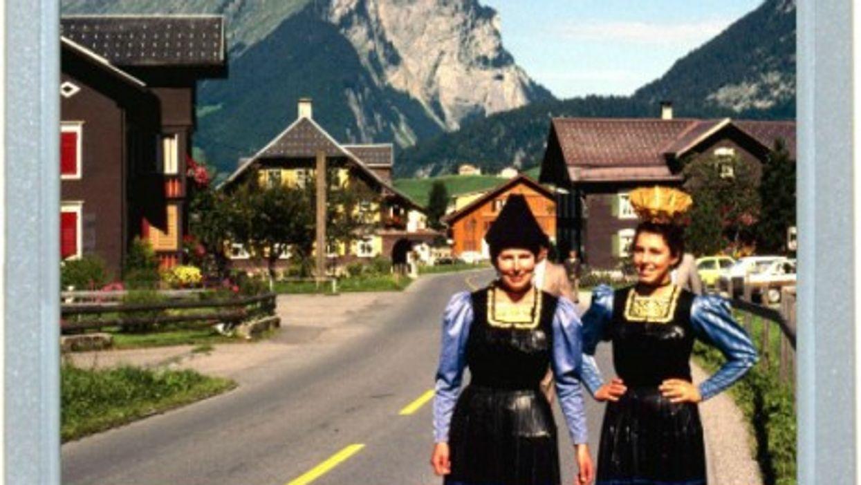 Austria In One Shot