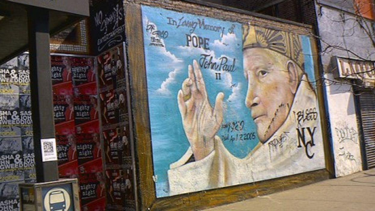 Spokesman For A Saint: Joaquín Navarro-Valls' Years Alongside Pope John Paul II