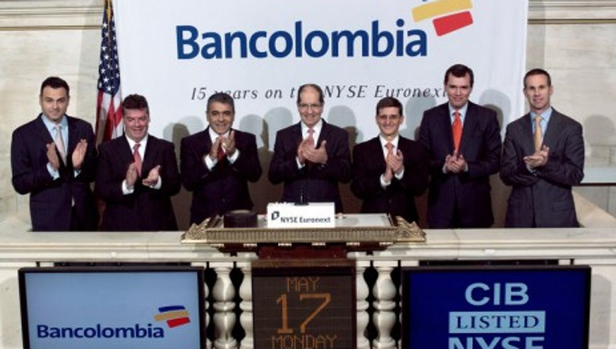 Capitalizing On Euro Crisis, Colombia Moves Into Banking Big Leagues