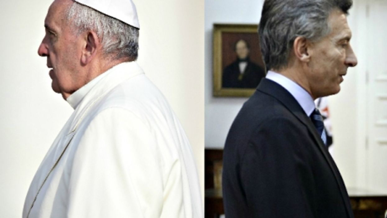 Why Are The Argentine Pope And President Ignoring Each Other?