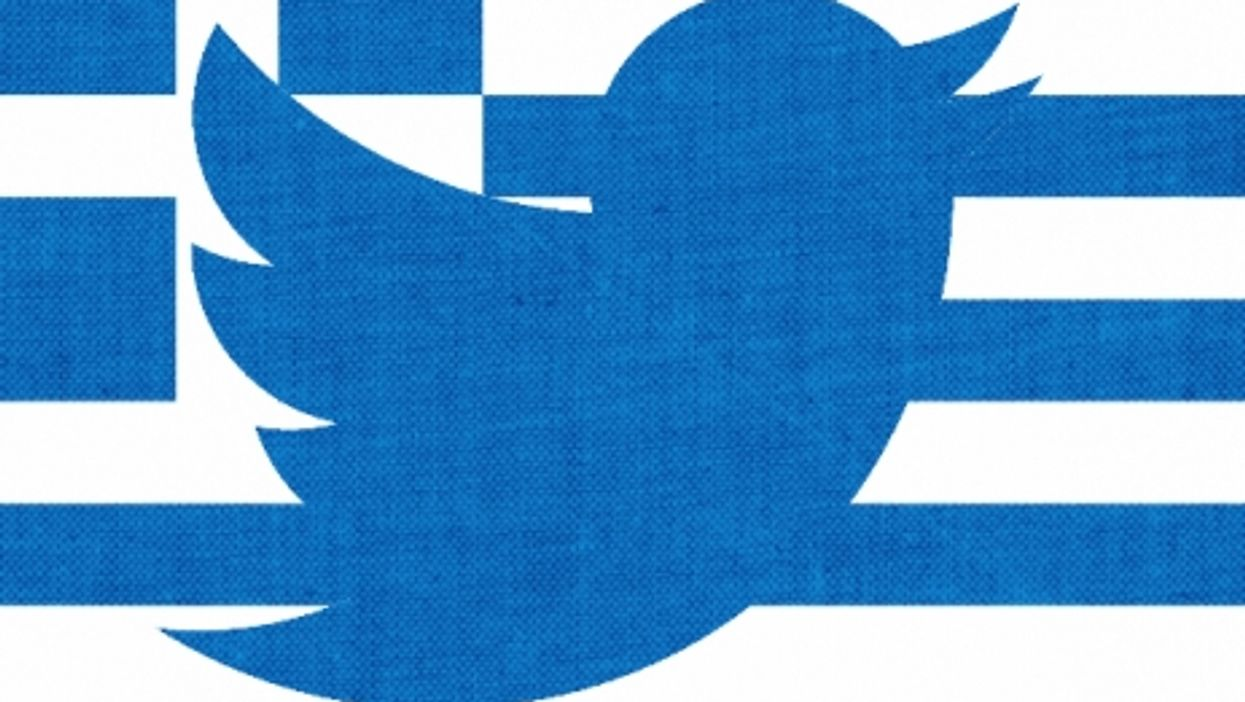 #Greekment! 10 Top European Tweets After Grexit Averted