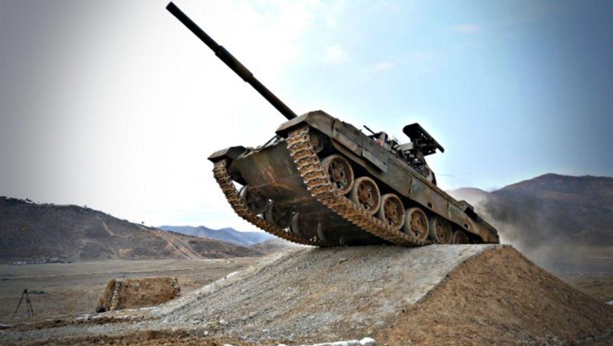 War Game, Nightmare Scenarios Of A U.S.-North Korea Conflict