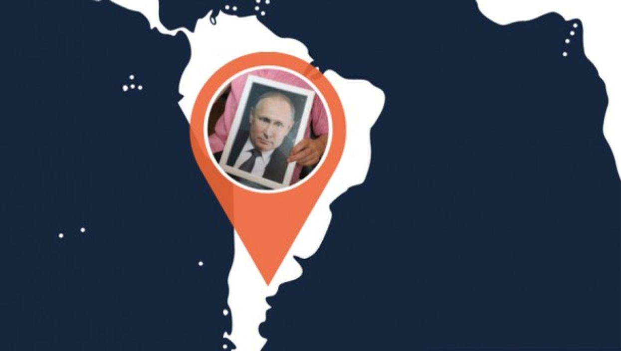 Praise Putin! Vaccine Geopolitics In A Small Argentine Town
