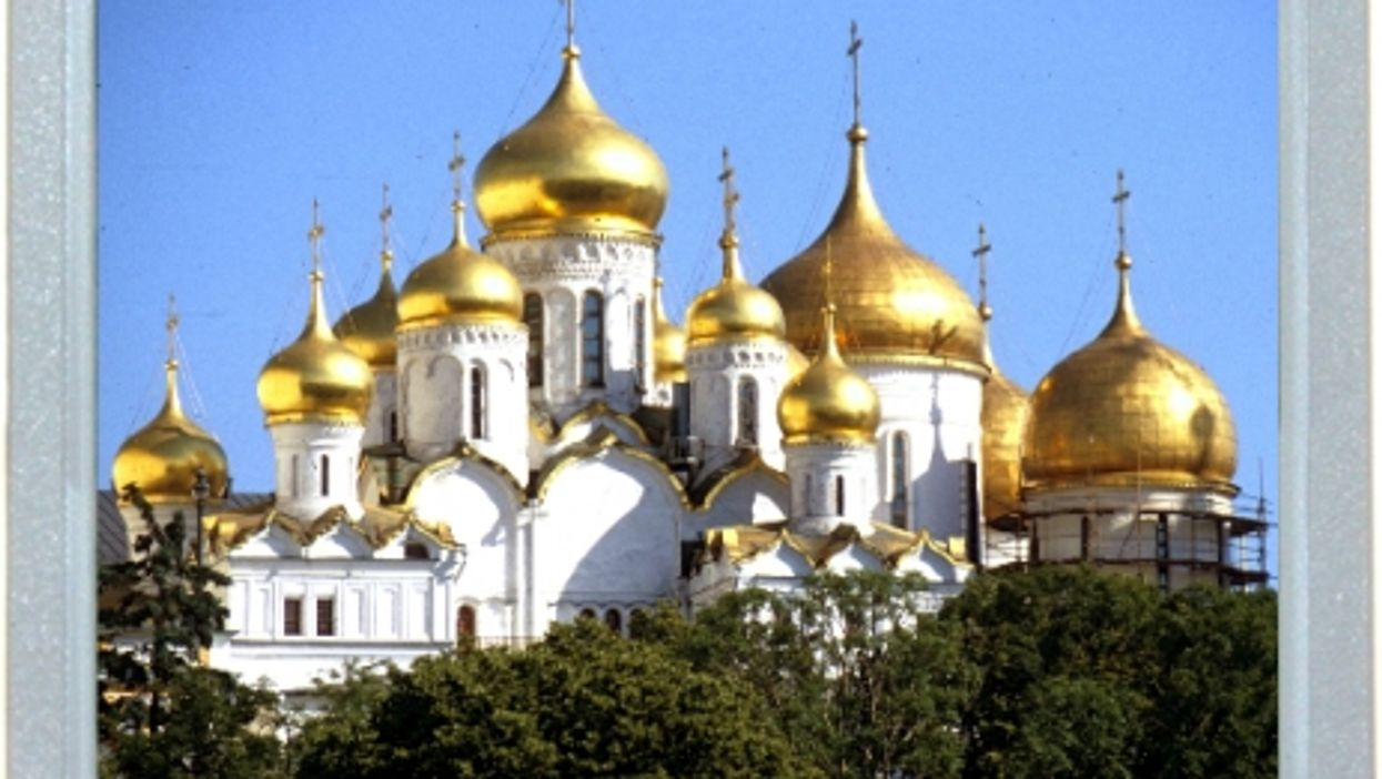 Unmistakably Muscovite