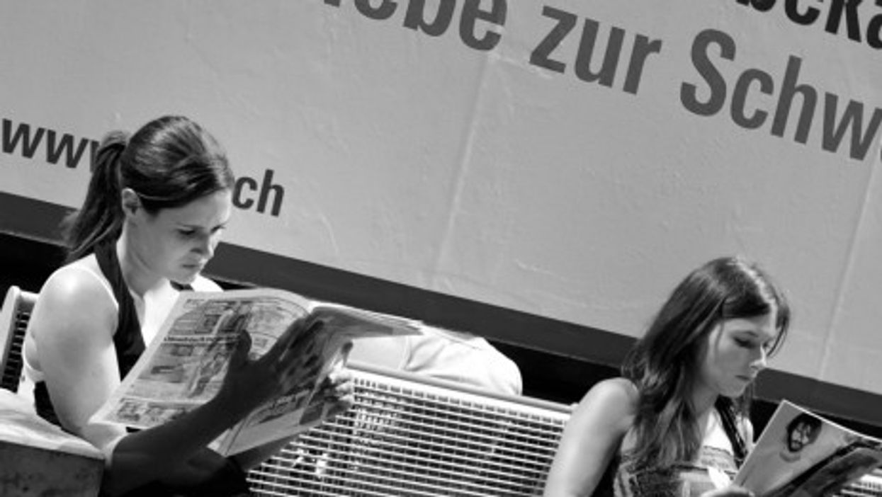 Old Media Teens: German Youth Reading More Print Media and Books