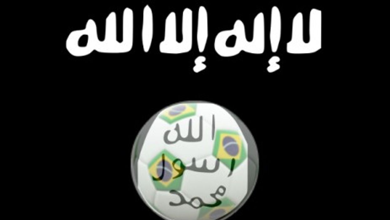 ISIS In Syria Bans World Cup Except For Themselves